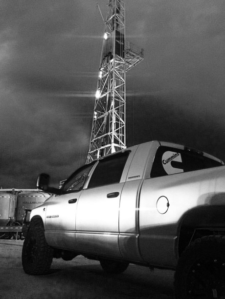 Brenton Truck and Oil Well