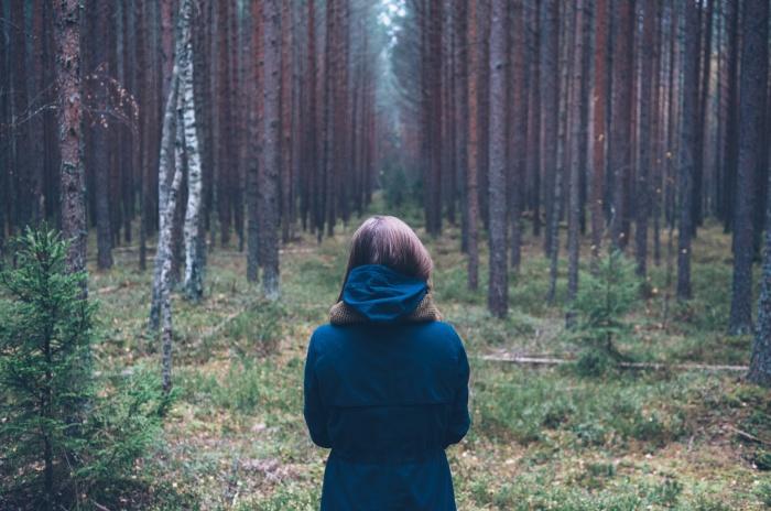 Women in the Woods