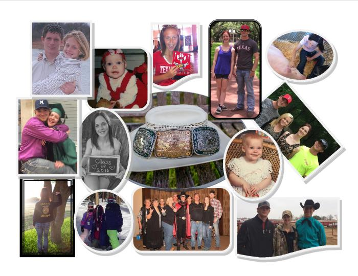 Cheyenne 18 Photo Collage