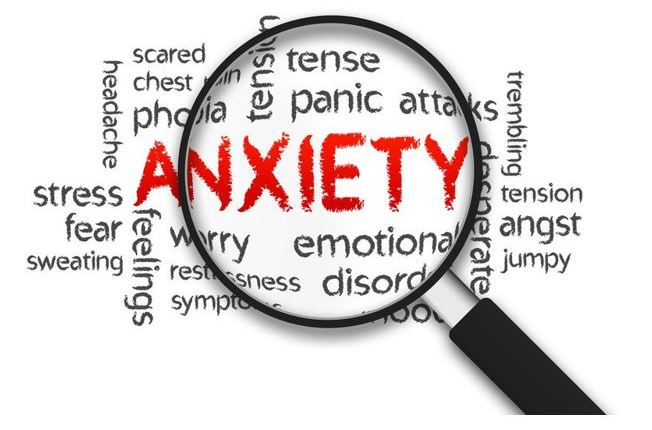 Anxiety X 100%