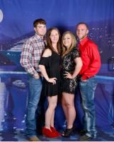 Four kids together